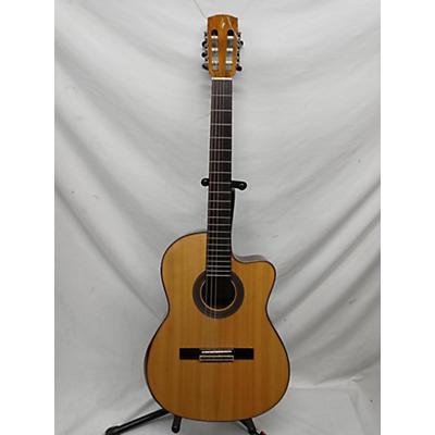 Alvarez CC7HCEAR Classical Acoustic Electric Guitar