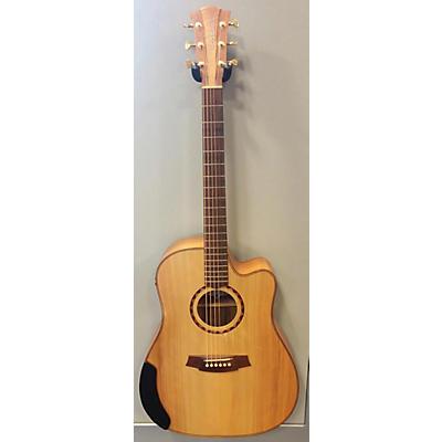 Cole Clark CCFL2AC TALISMAN Acoustic Electric Guitar