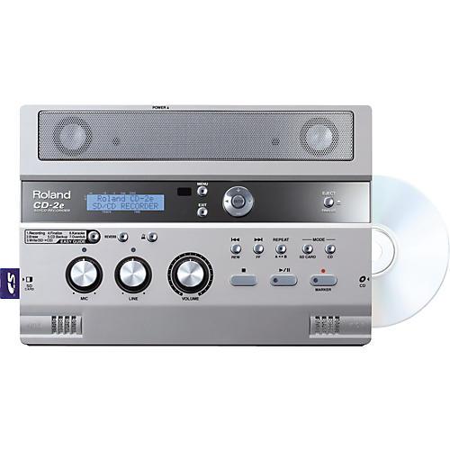 roland cd 2e sd cd recorder musician s friend rh musiciansfriend com