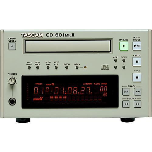 Tascam CD-601mkII Broadcast CD Player