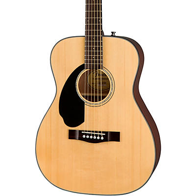 Fender CD-60S LH Dreadnought Left-Handed Acoustic Guitar
