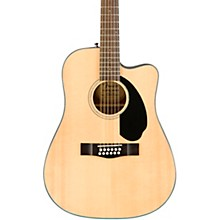Open BoxFender CD-60SCE Dreadnought 12-String Acoustic-Electric Guitar