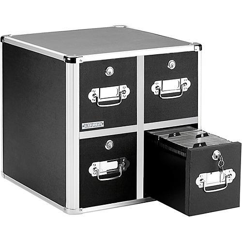 Vaultz CD Cabinet - 4 Drawer