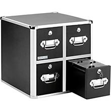 Open BoxVaultz CD Cabinet - 4 Drawer