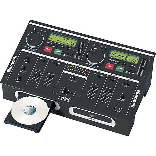 Numark CD Mix-1 Dual CD Player/Mixer