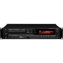 Open Box Tascam CD-RW901MKII Professional Audio CD Recorder