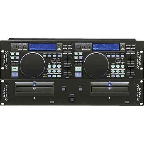 Tascam CD-X1700 Dual CD Player