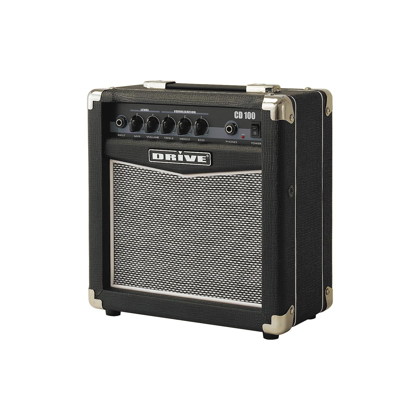 Drive CD100 Guitar Practice Amp