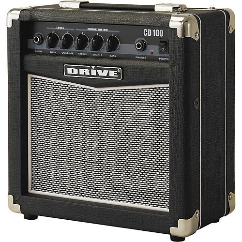 drive cd100 guitar practice amp musician 39 s friend. Black Bedroom Furniture Sets. Home Design Ideas