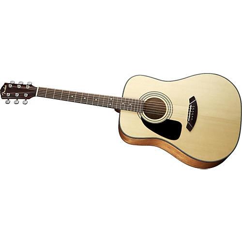 Fender CD100LH Left-Handed Dreadnought Acoustic Guitar