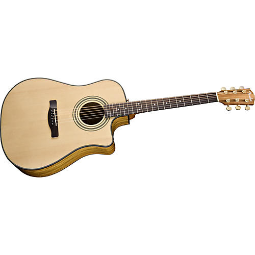 Fender CD220 SCE Ovankol Acoustic-Electric Guitar