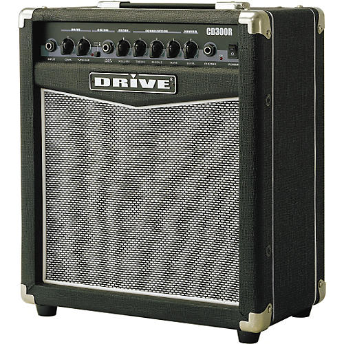 Drive CD300R 30W Guitar Combo with Reverb