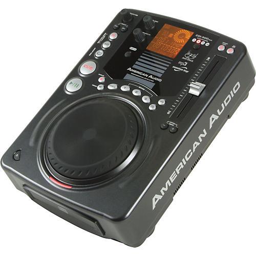American Audio CDI 300 MP3 Professional Single MP3/CD Player