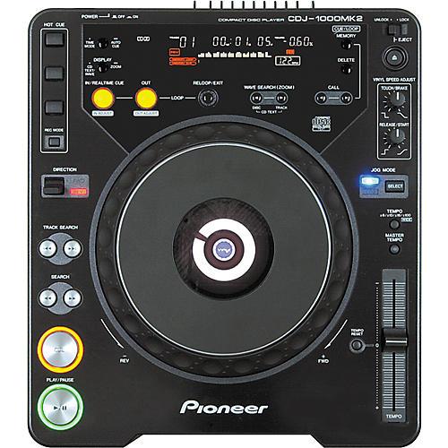 Pioneer CDJ-1000MK2 Pro CD Player
