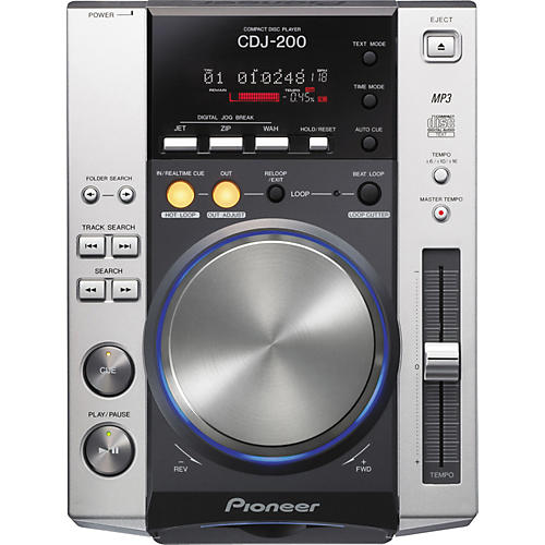 Pioneer CDJ-200 Pro CD Player