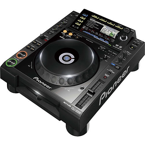 Pioneer CDJ-2000 - Professional Multi Player