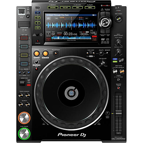 Pioneer CDJ-2000NXS2 Pro-DJ Multi Player