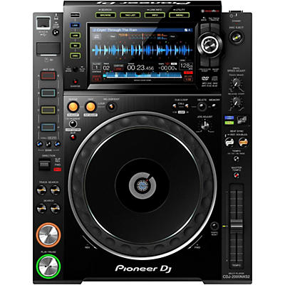 Pioneer DJ CDJ-2000NXS2 Professional DJ Multi-Player