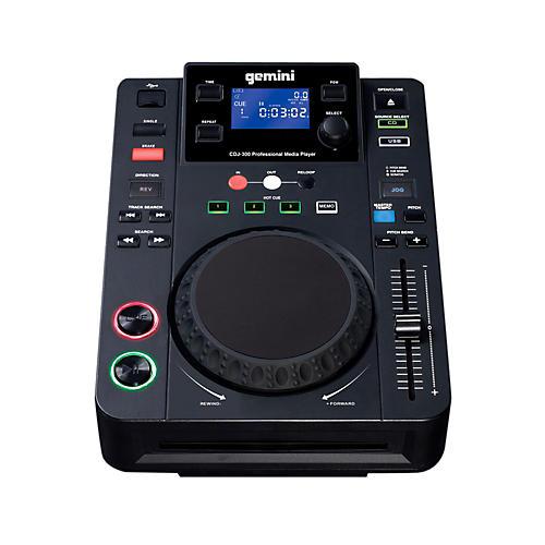 Gemini CDJ-300 Tabletop MP3/CD/USB Deck
