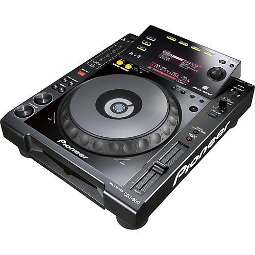 Pioneer CDJ-900 - Tabletop Multi-Player