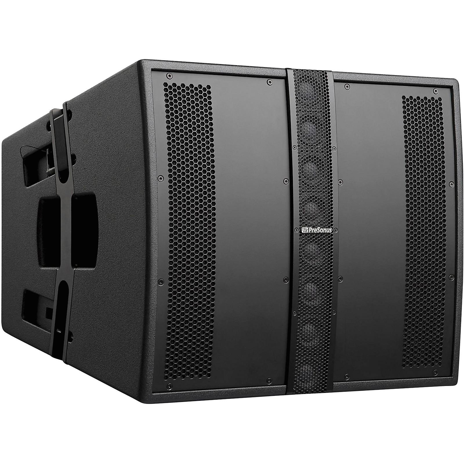 PreSonus CDL12 Hybrid Point Source/Line Array Constant Directivity Loudspeaker