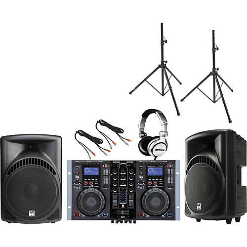 Gemini CDM-3700G /  RS-412 DJ Package