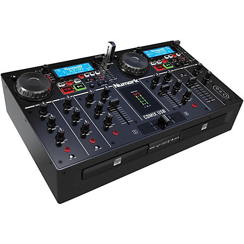 Numark CDMix USB Self-Contained DJ System