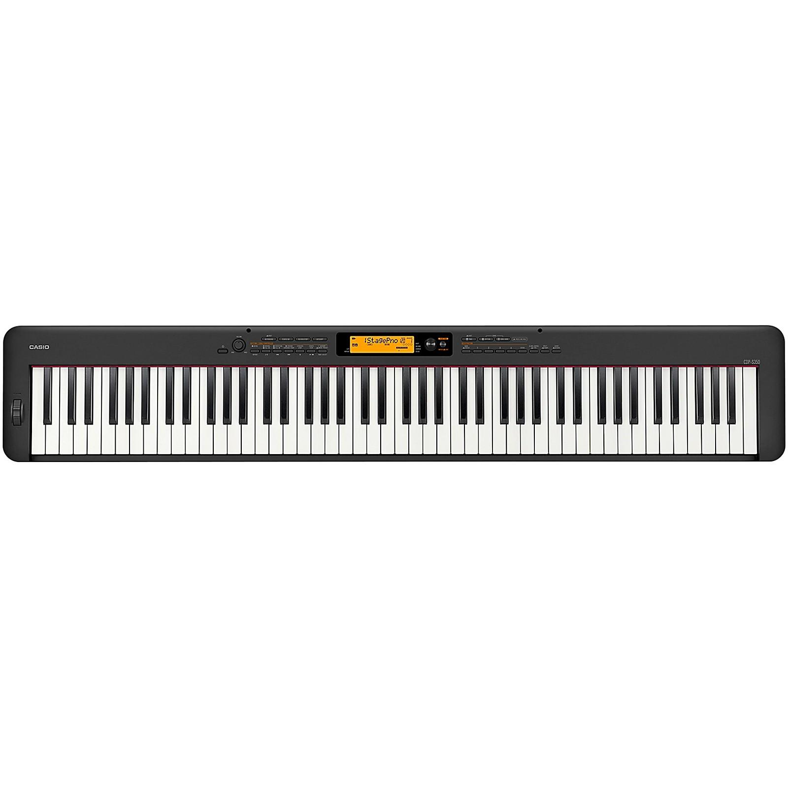 Casio CDP-S350 Compact Digital Piano