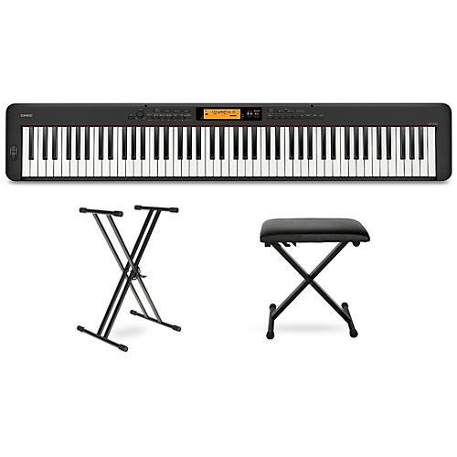 Casio CDP-S350 Digital Piano Package Beginner