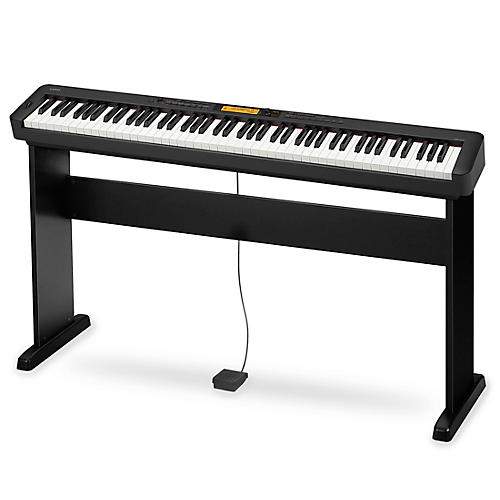 Casio CDP-S350 keyboard with CS46 stand