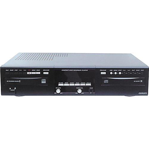 Classic CDR201 Dual Deck Audio CD Recorder
