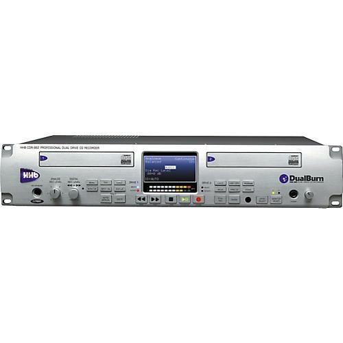 HHB CDR882 DualBurn CD Recorder