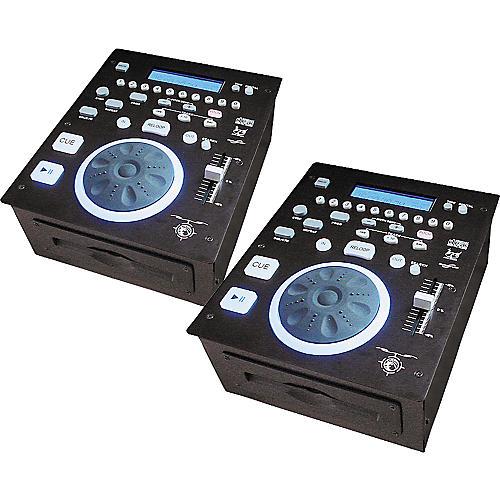 Gem Sound CDT525 Professional DJ CD Player - Buy 2 and Save