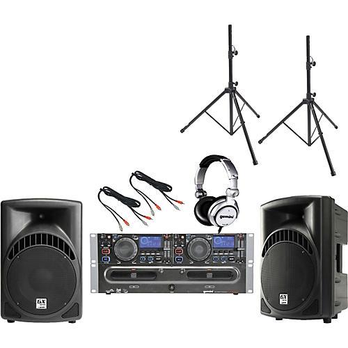 Gemini CDX-2500G / RS-410 DJ Package