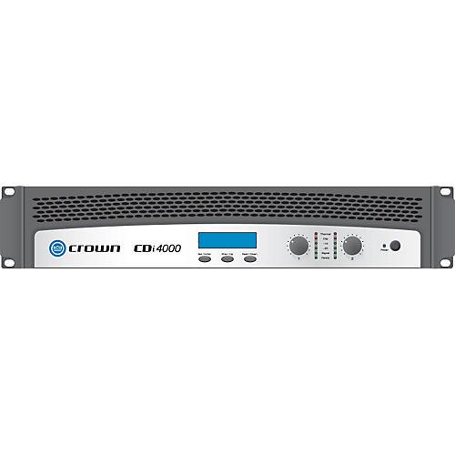 Crown CDi4000 Power Amp
