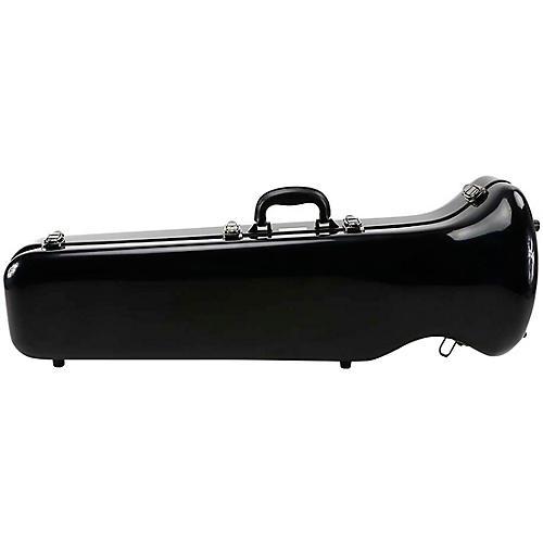 J. Winter CE 178 JW-Eastman Series Fiberglass Bass Trombone Case CE 178 B Black