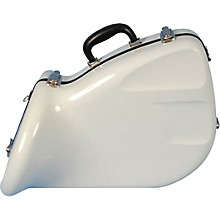 CE 181 JW Eastman Series Fiberglass Fixed Bell French Horn Case CE 181 W White