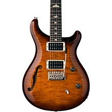 CE 24 Semi-Hollow Electric Guitar Burnt Amber Smokeburst