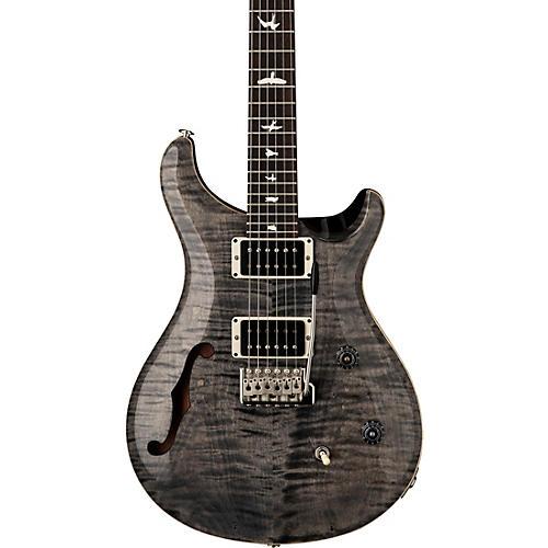 PRS CE 24 Semi-Hollow Electric Guitar Faded Gray Black