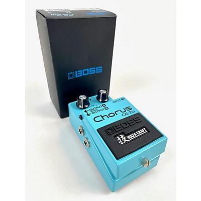 Boss CE-2W Waza Craft Chorus Effect Pedal