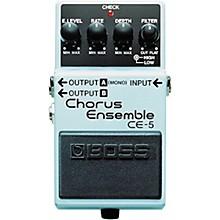 Open BoxBoss CE-5 Chorus Ensemble Pedal