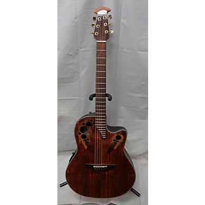 Ovation CE44-P-FKOA Acoustic Electric Guitar
