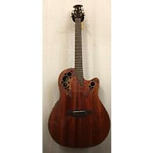 Ovation CE44P Pd Celebrity Acoustic Electric Guitar