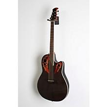 Open BoxOvation CE48 Celebrity Elite Acoustic-Electric Guitar