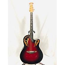 Ovation CE768 Custom Elite Acoustic Electric Guitar