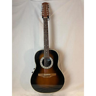 Ovation CELEBRITY CC65 12 String Acoustic Electric Guitar