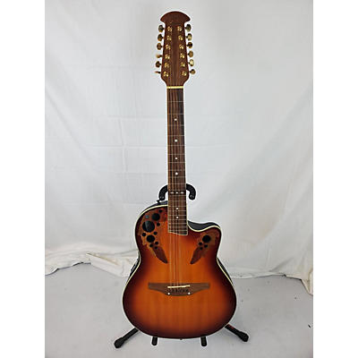 Ovation CELEBRITY CS255 12 String Acoustic Electric Guitar