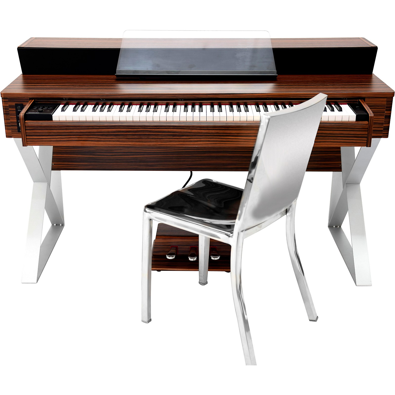 Suzuki Center Desk Digital Piano And Sound System Musician S Friend
