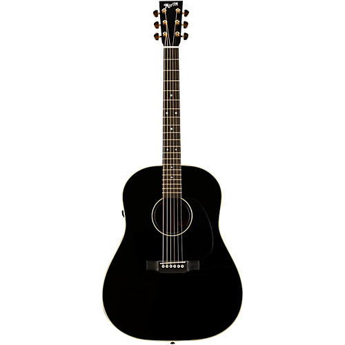 Martin CEO-6 Black Acoustic-Electric Guitar