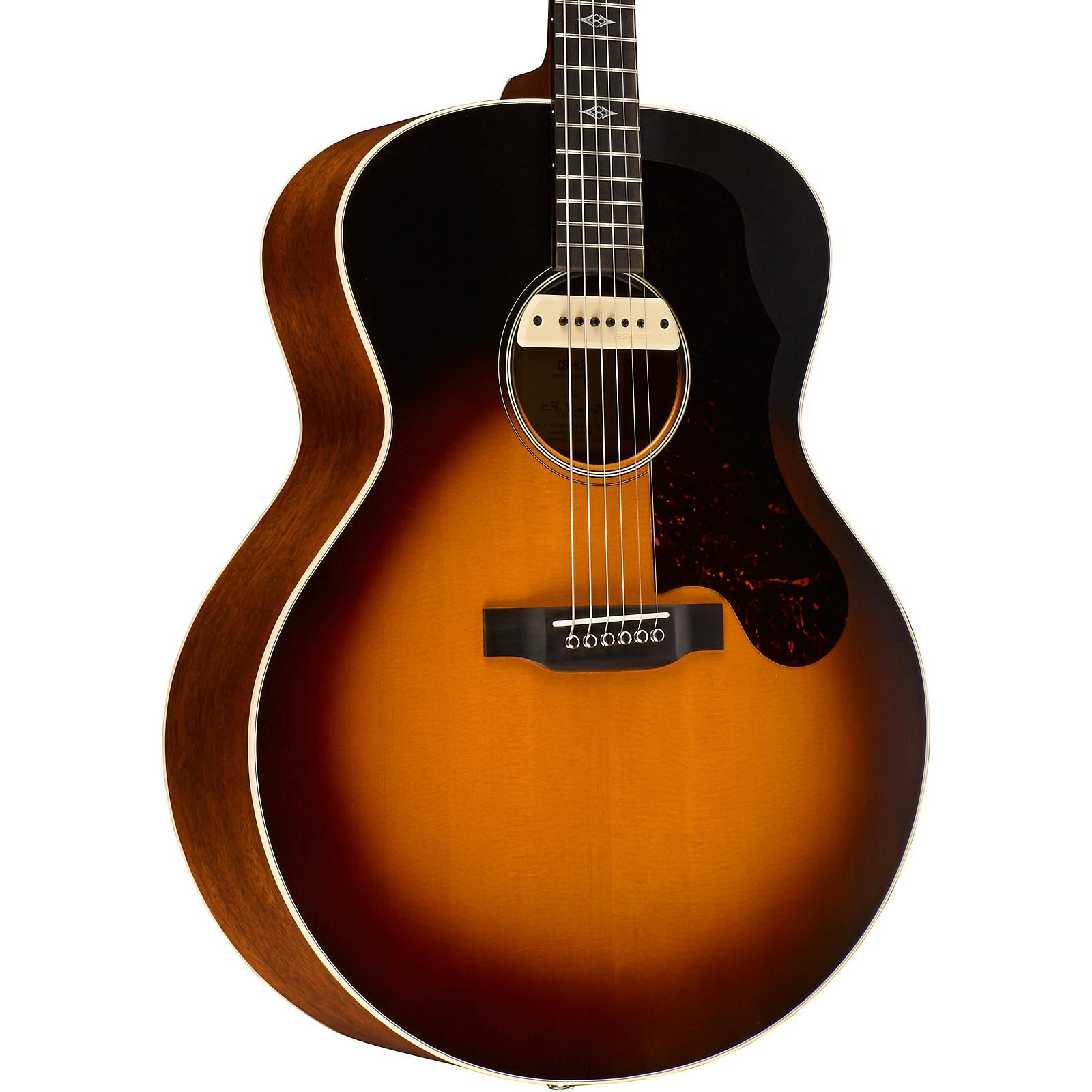 Martin CEO 8.2E Acoustic-Electric Guitar
